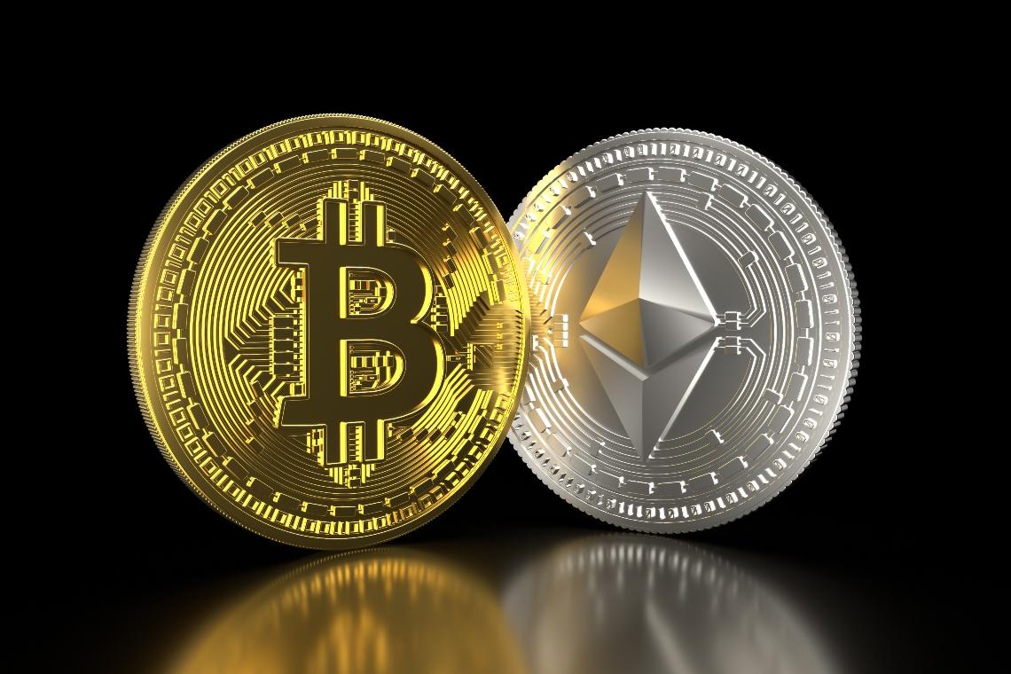Exodus Bitcoinu a Etherea z burz pokračuje