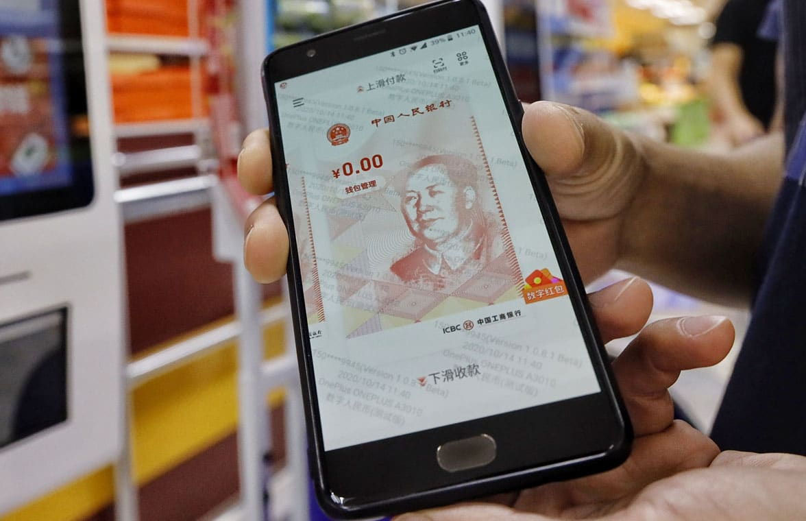 Chinese Banks Luring Customers To Use Digital Yuan