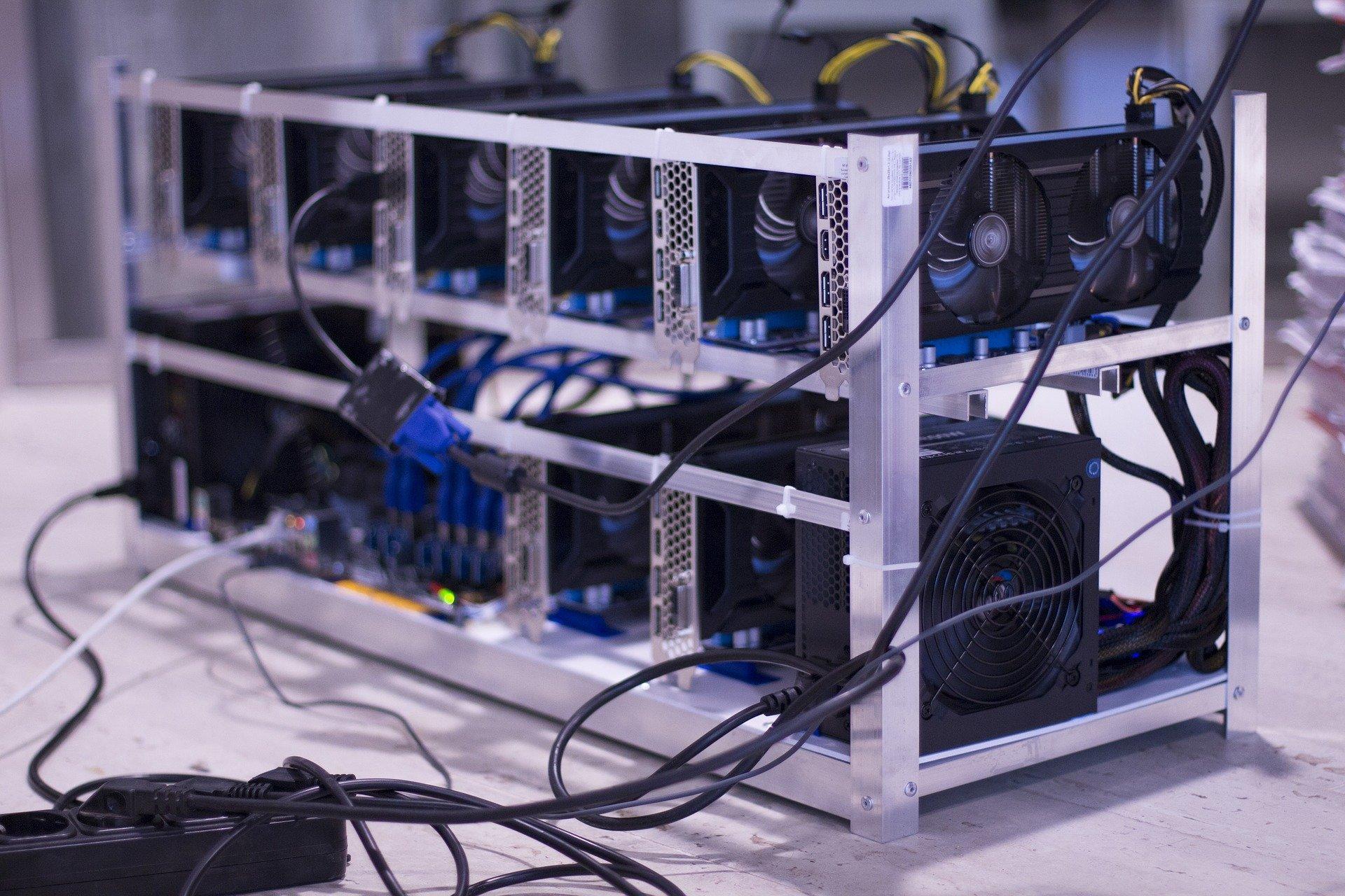 China Bitcoin Mining / Crypto Miners