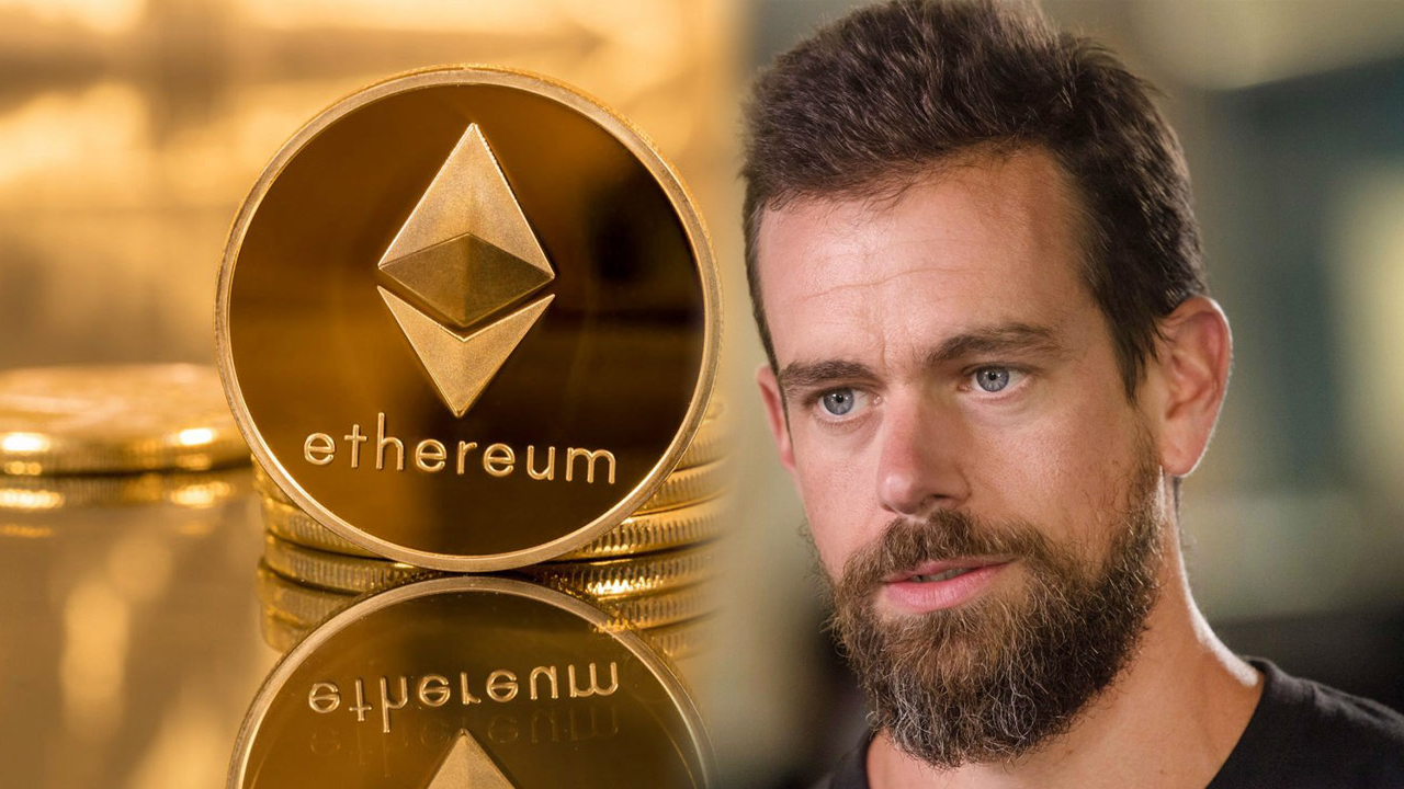 Twitter CEO Jack Dorsey Rejects Ethereum