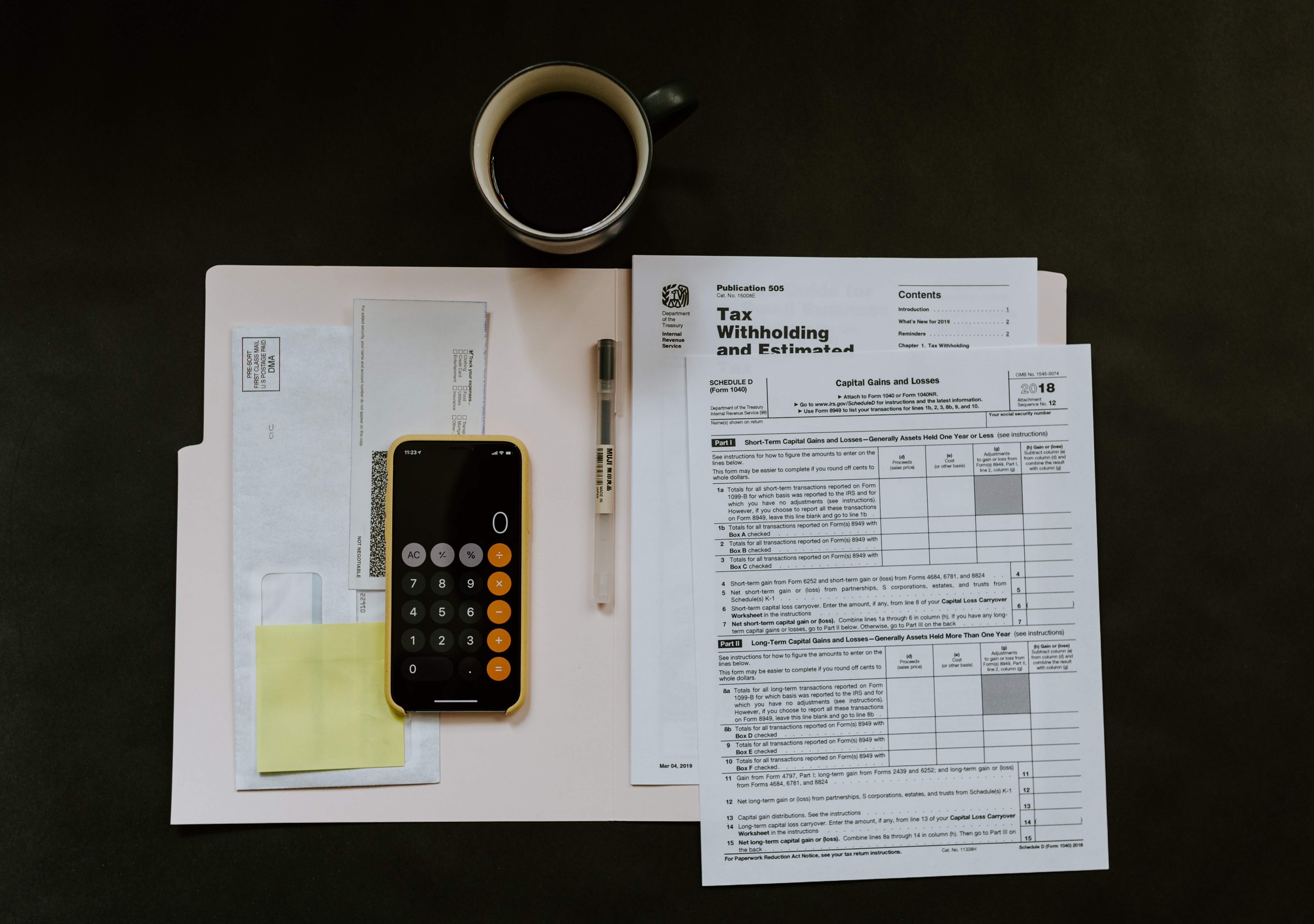 How To Legally Reduce Your (U.S) Crypto Tax Liability