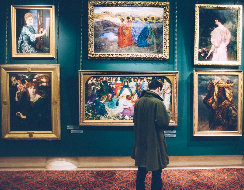 Binance Partners With Russian Museum To Tokenize Da Vinci and Van Gogh Masterpieces