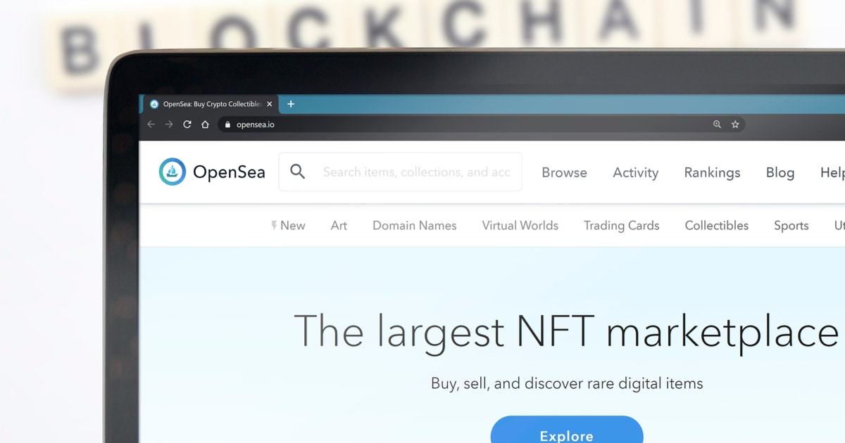 NFT Marketplace OpenSea Sees Surge In Trading Volume, Processes Almost $100M in 2 Days