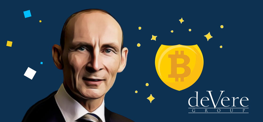 """deVere CEO Claims Ethereum Will """"Exceed"""" Bitcoin's Value Long-Term"""