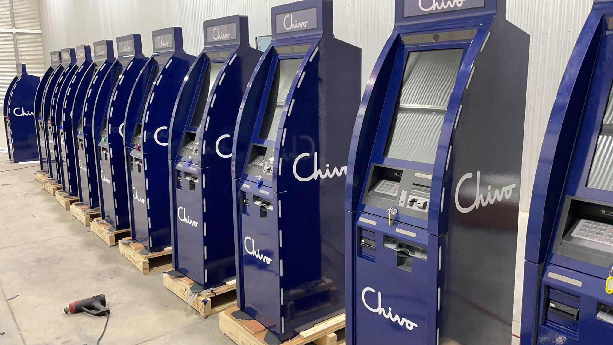 President Bukele - Chivo ATMs