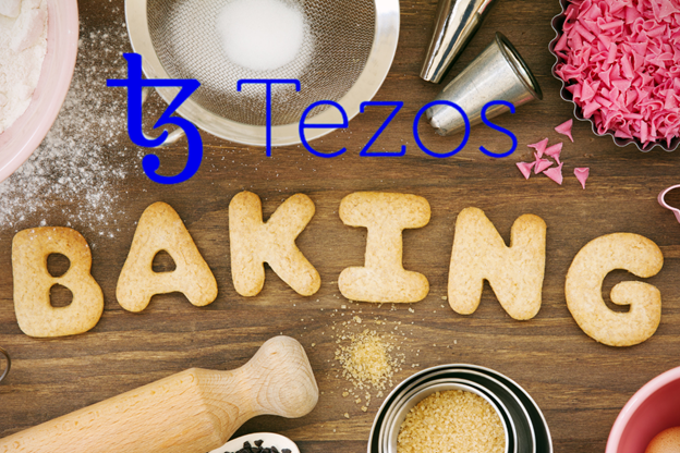 Tezos Liquidity Baking: Have Your Cake and Eat it Too