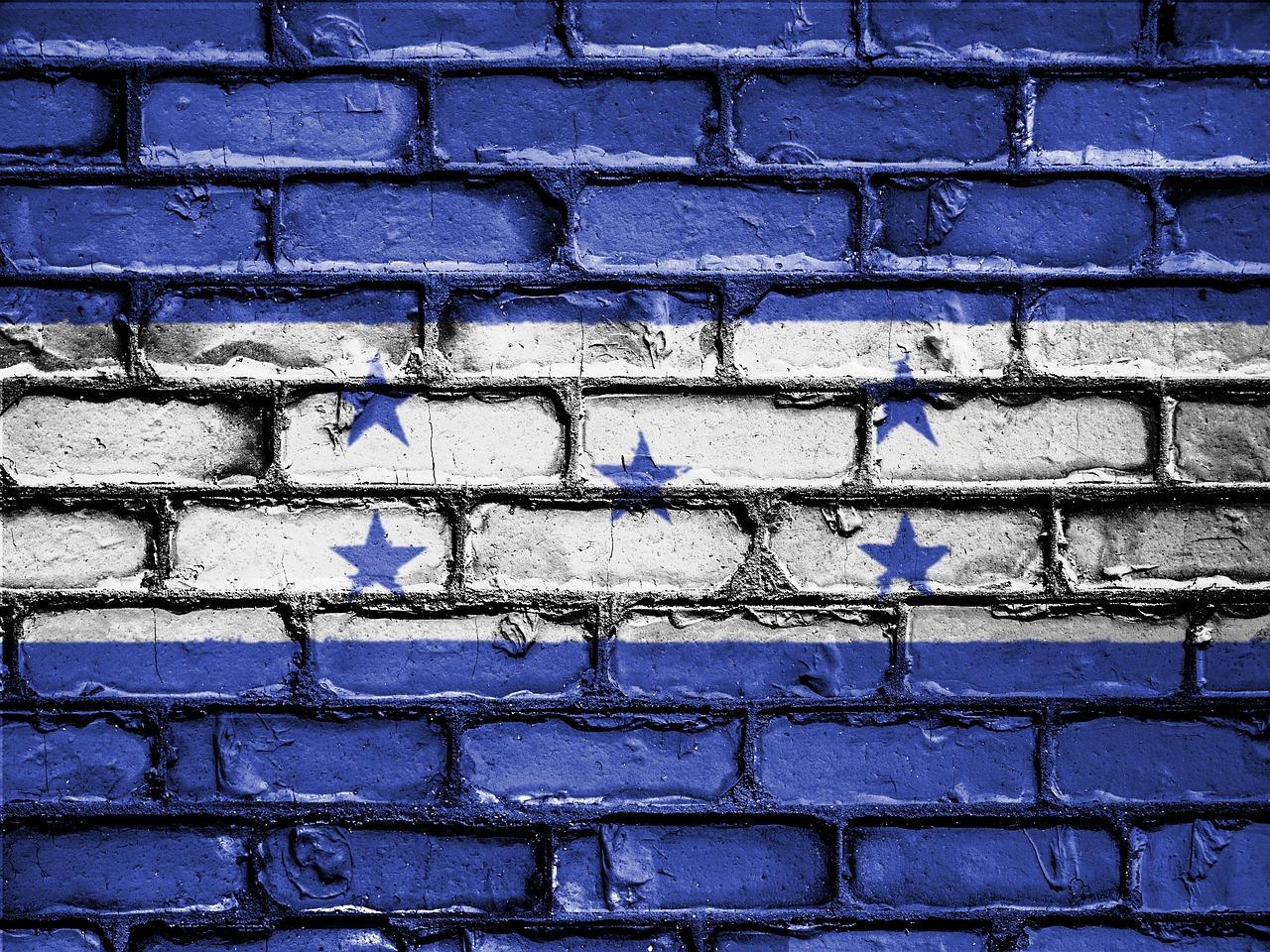 Brock Pierce, Honduras flag
