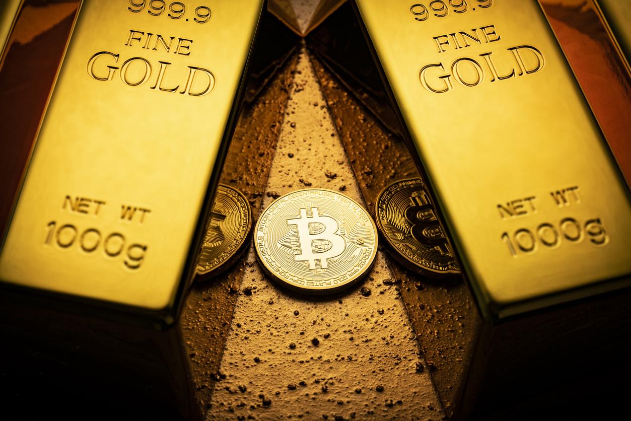 bitcoin gold standard
