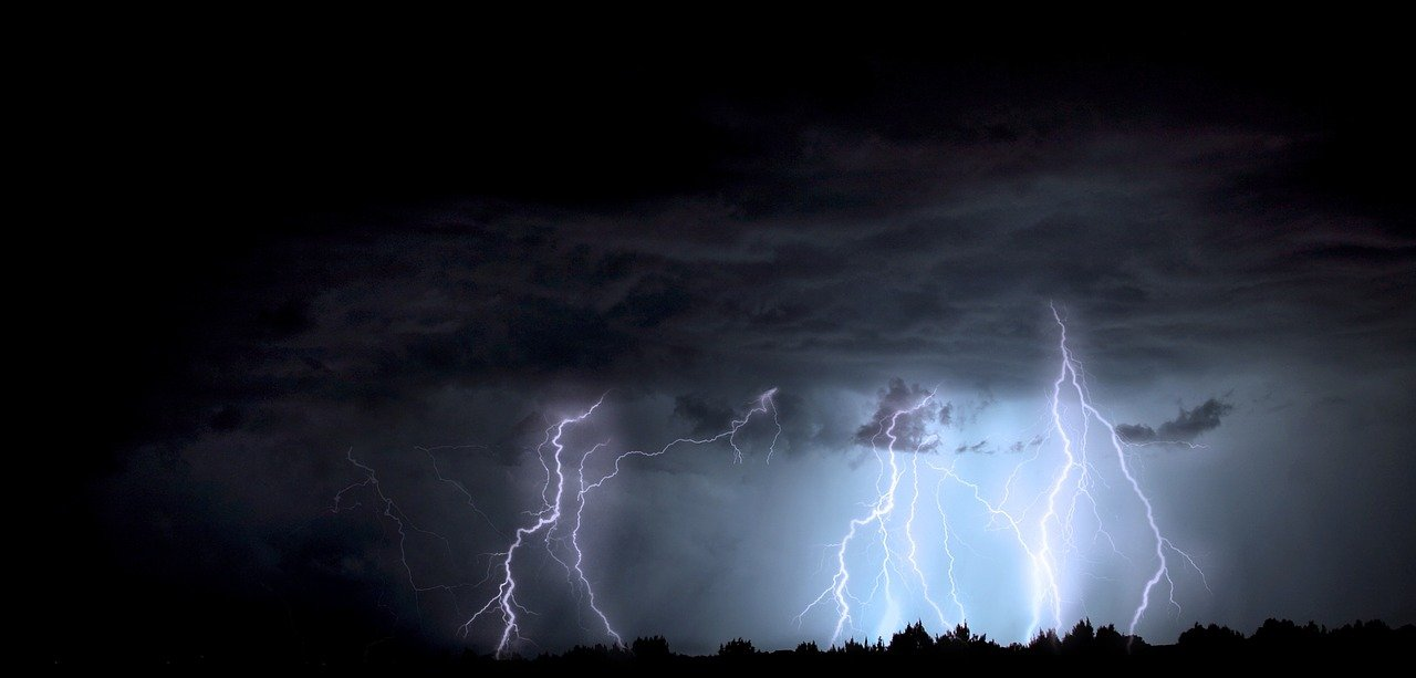 Lightning Network. a storm brewing