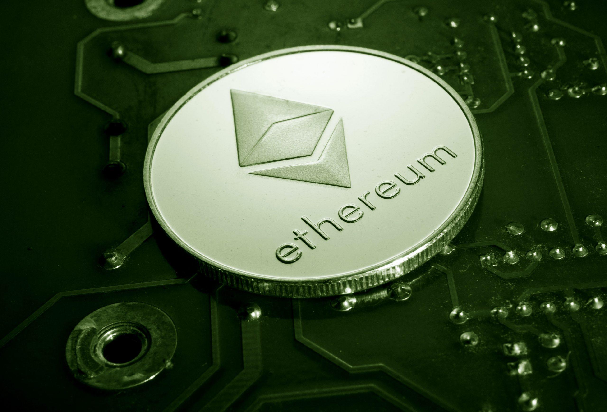 Ethereum Nvidia RTX 30