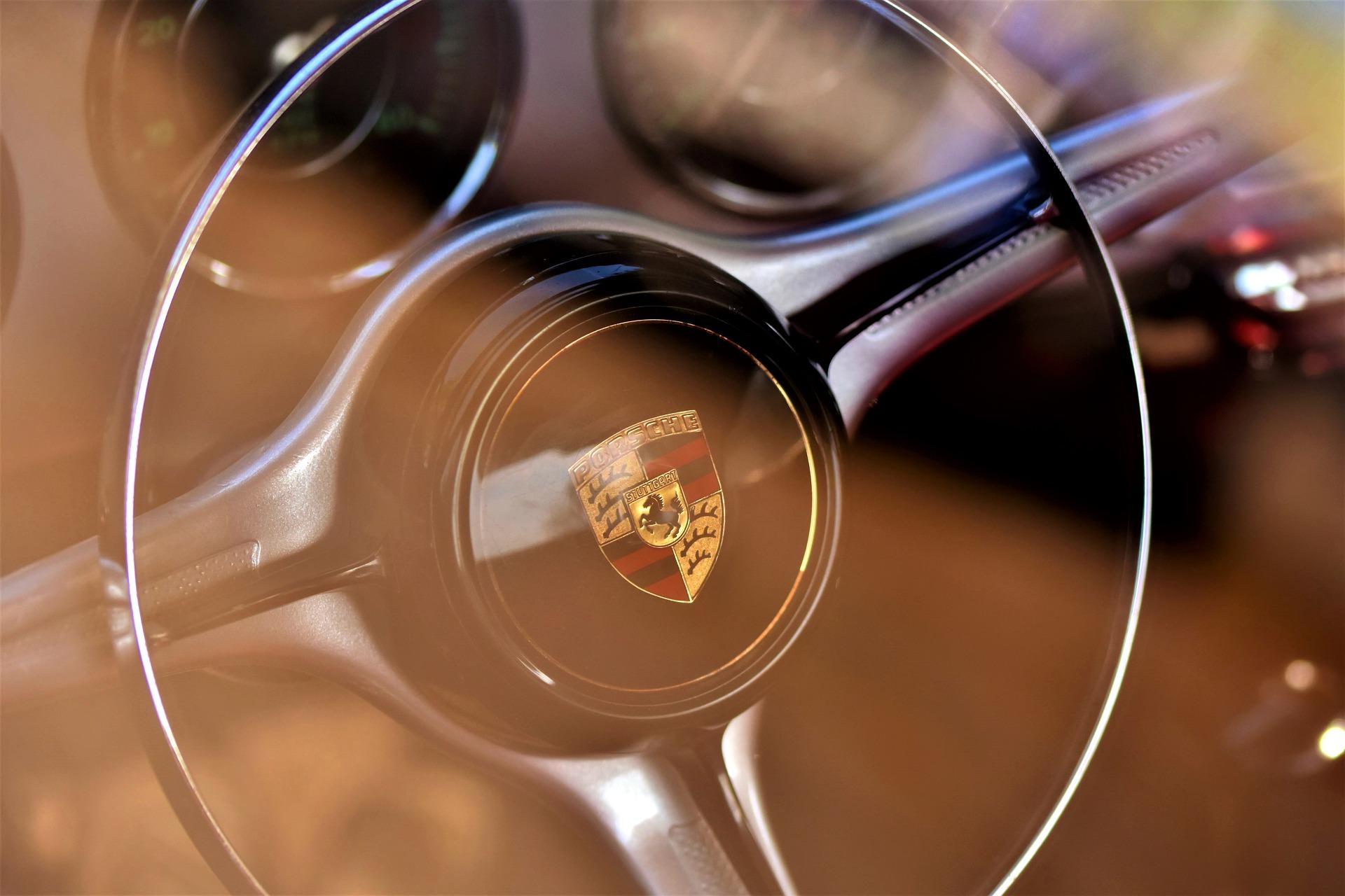 Porsche Auctioning Design Sketch As A Digital & Physical NFT