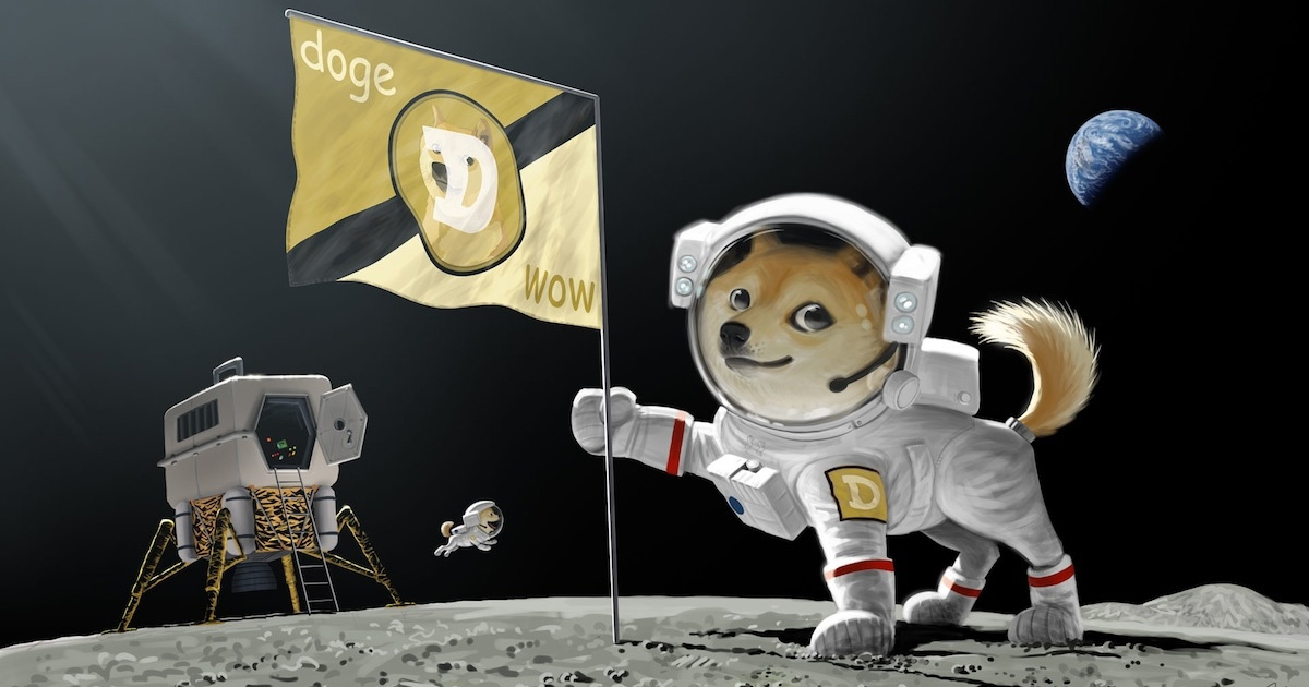 Space DOGE: Buy Ads In Space Using Dogecoin