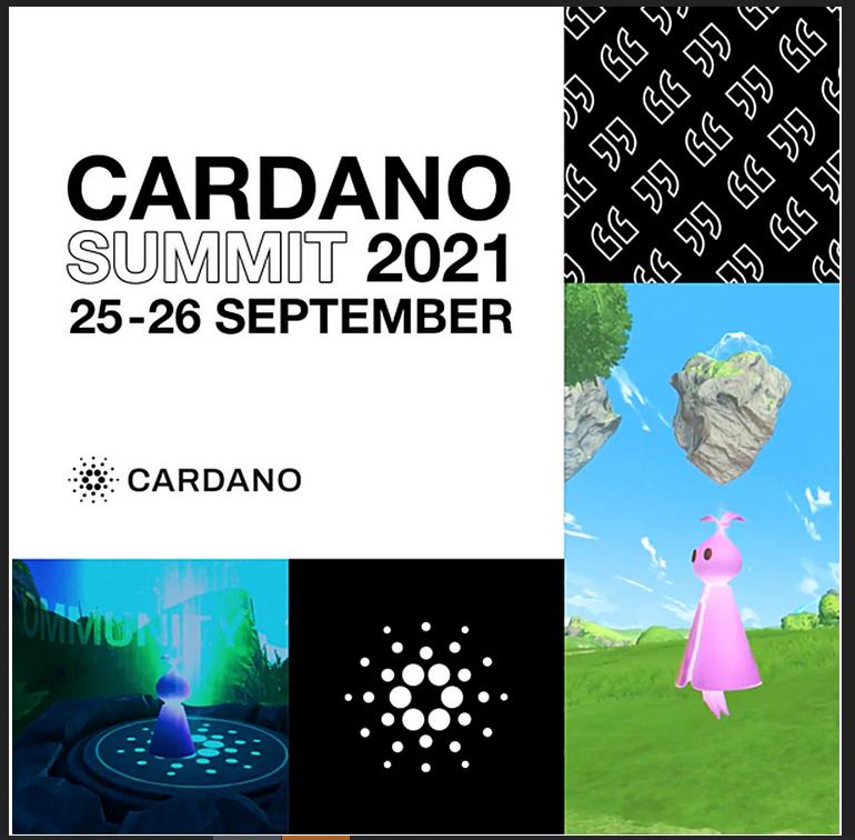 Cardano Summit 2021 promo pic