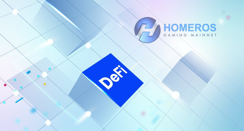 Homeros Welcomes New C-Level Executives to Further Blockchain Mass Adoption and DeFi Opportunities