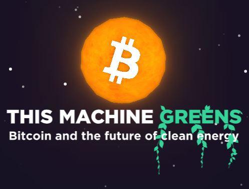 This Machine Greens, documentary logo