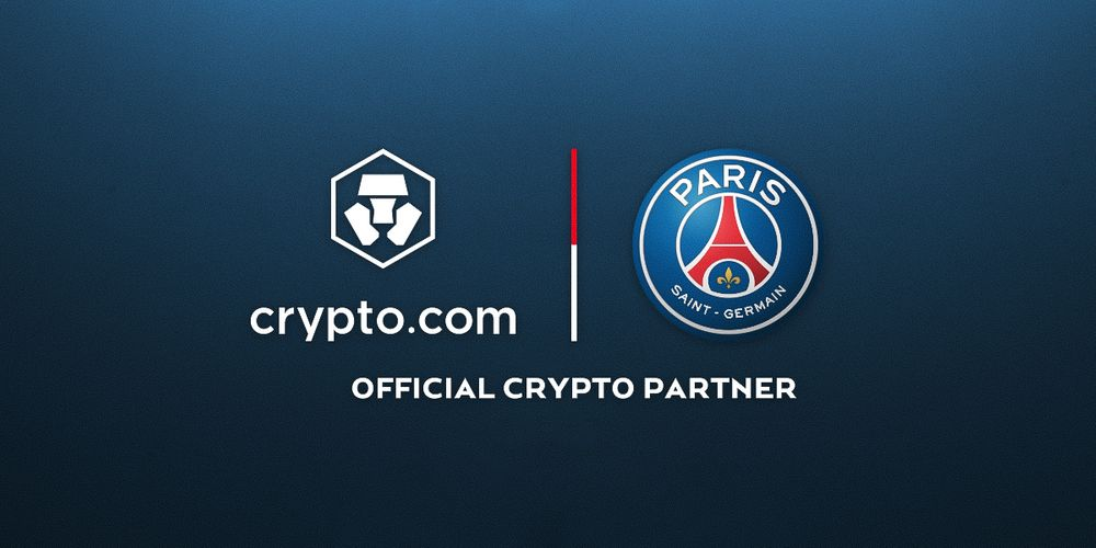 Sports Crypto Movement Continues As PSG Signs With Crypto.com