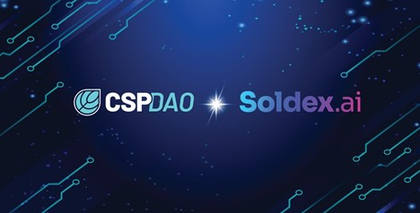 Soldex Secures VC Funding from CSP DAO