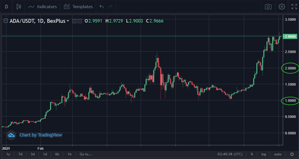 Why Could Cardano Return 1668% In 8-month and Became the Third-largest Crypto...