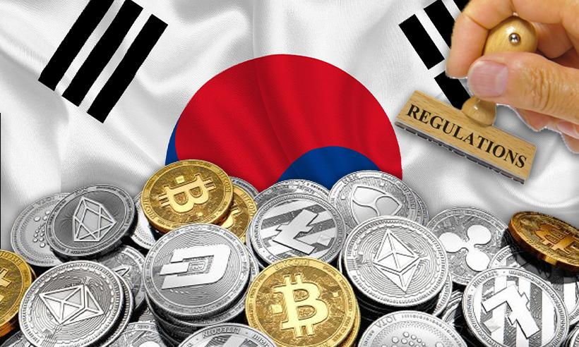 South Korea Crypto Exchange