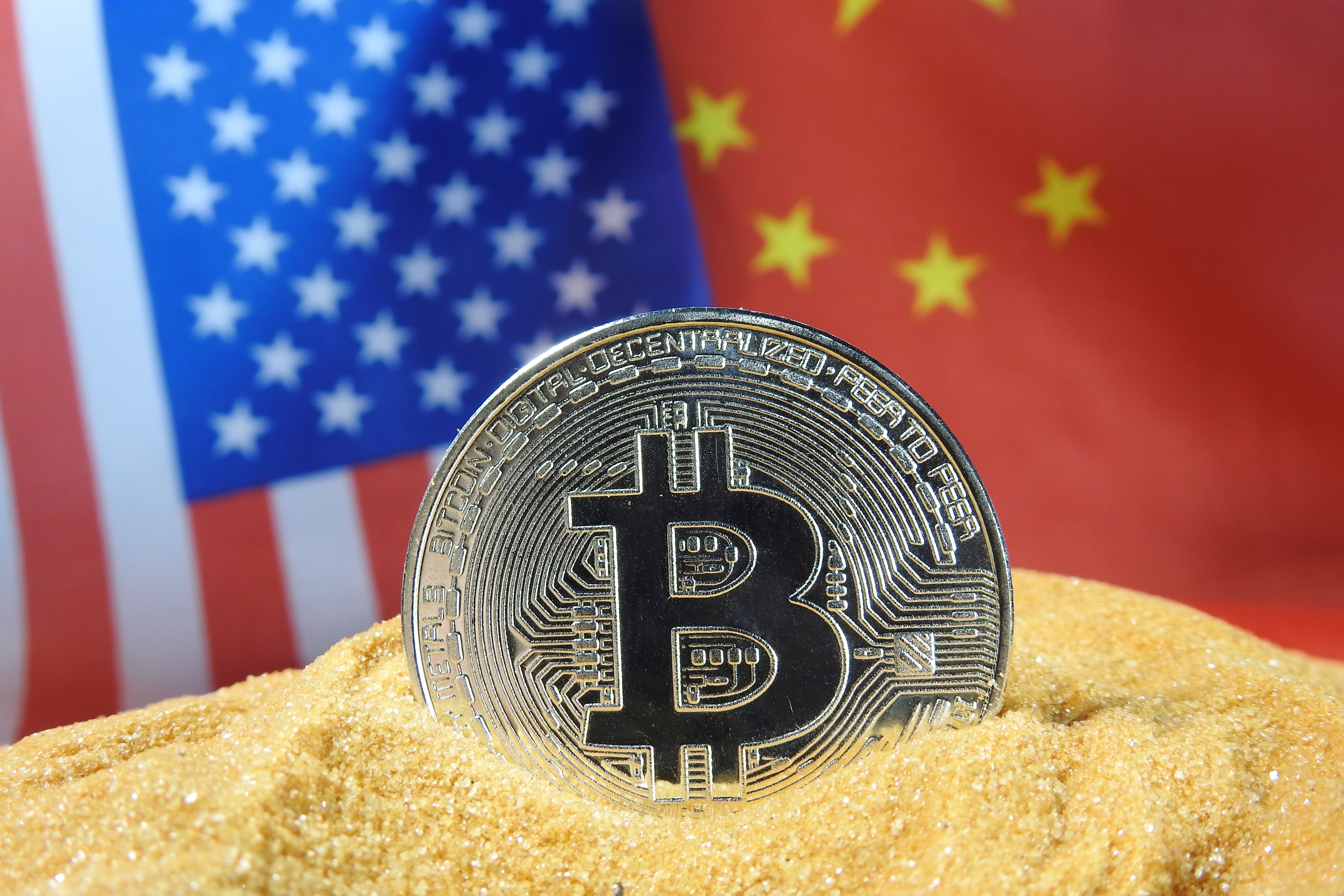 China Calls All Crypto Transactions Illegal, Bitcoin Drops $4k In Response