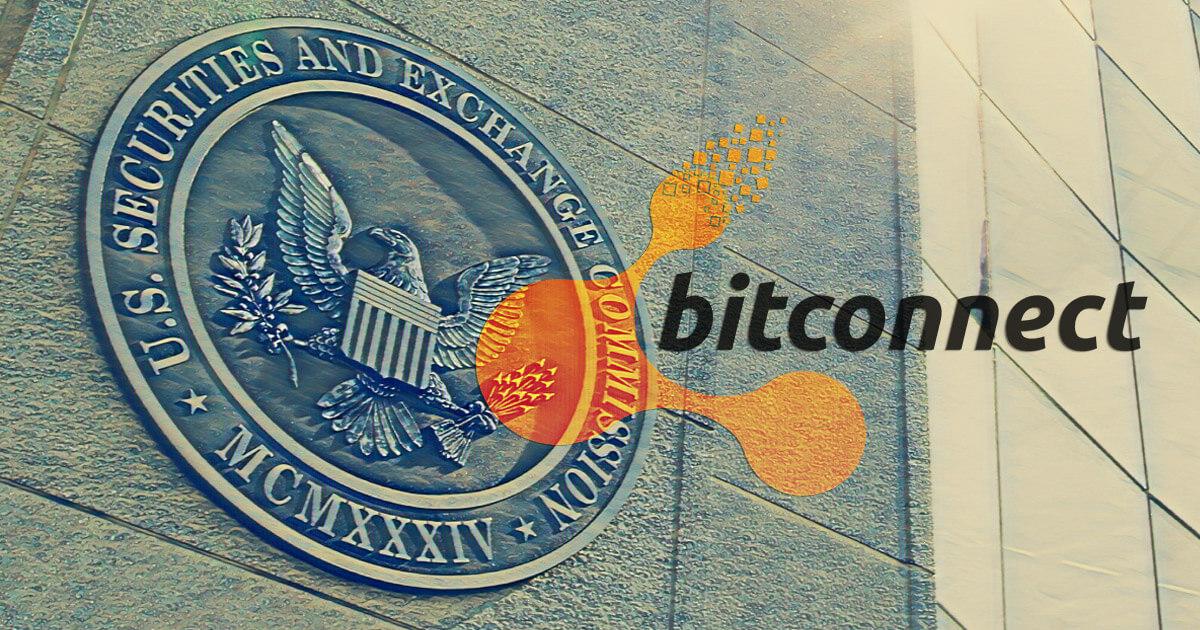 BitConnect SEC