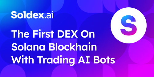 Solana-based DEX Soldex AI : An interview with CEO John Robertson