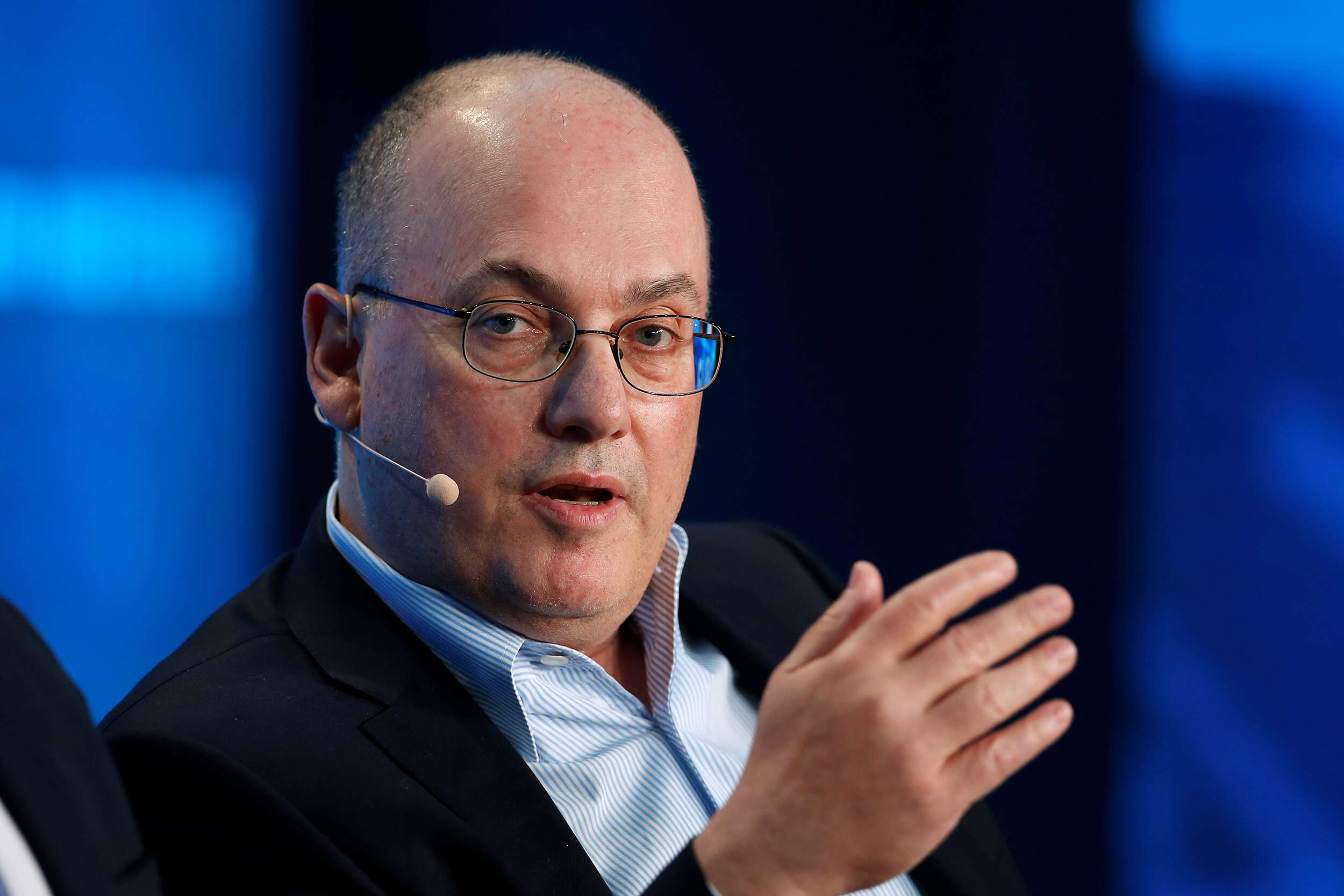 Billionaire Steve Cohen Throws Himself Into Crypto After Initial Skepticism, Here's Why