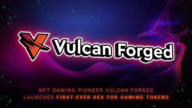 vulcan forged