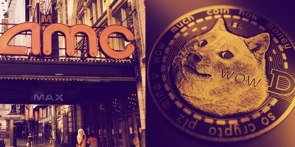 AMC Theaters Rolls Out First Phase Of Dogecoin Payments On Its Platform