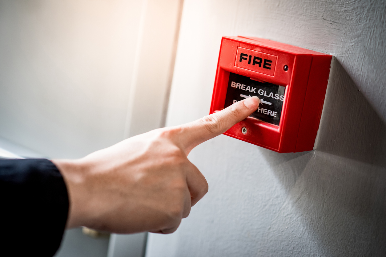 bitcoin monetary fire alarm