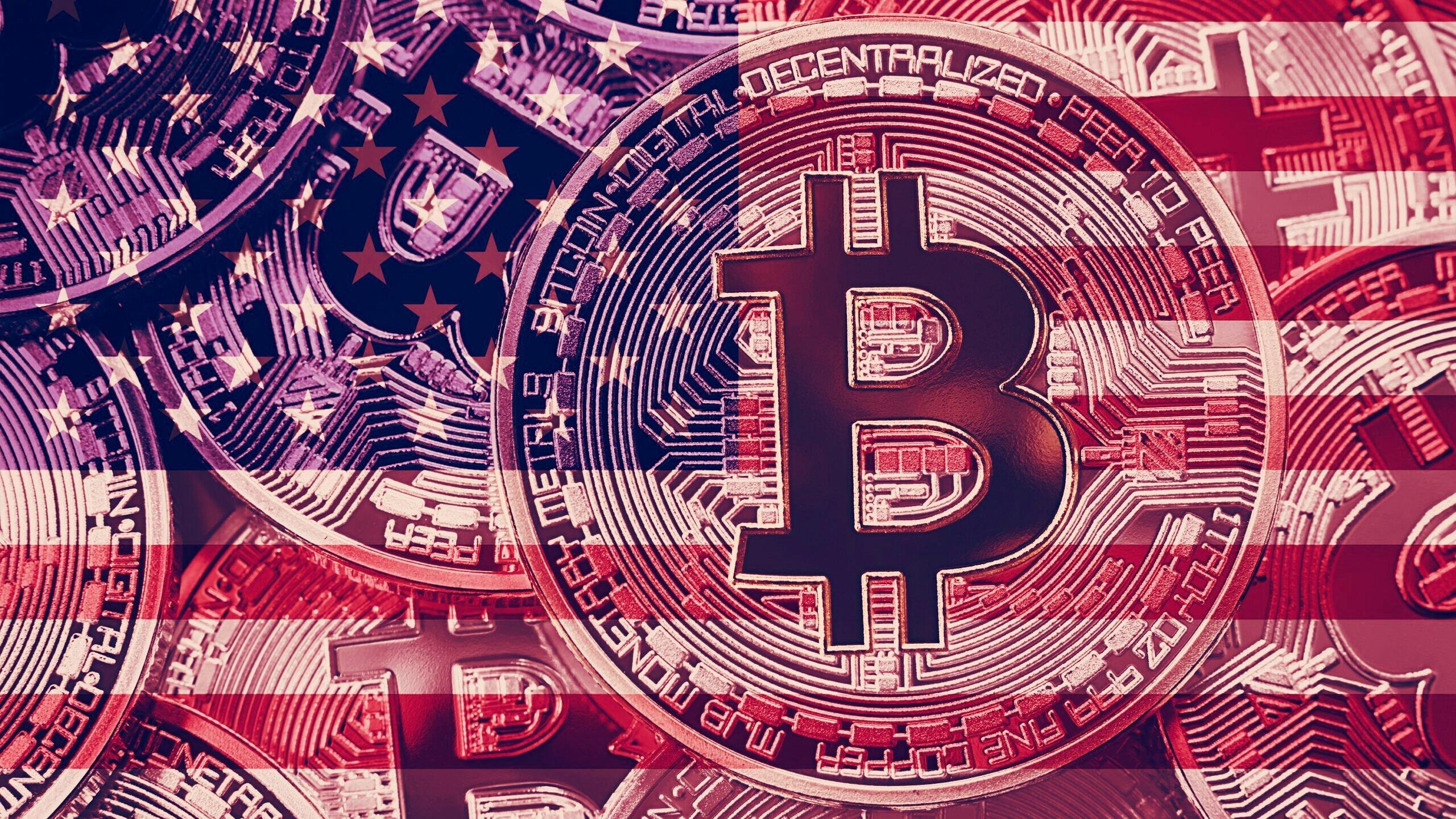 U.S. Justice Department crypto